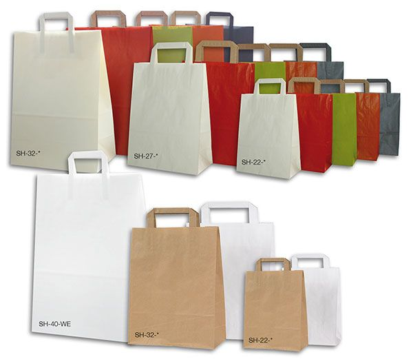 Papiertragetasche Shopper - Eisele Print & Packaging